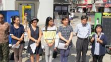 太陽能公益行動咖啡車啟動記者會